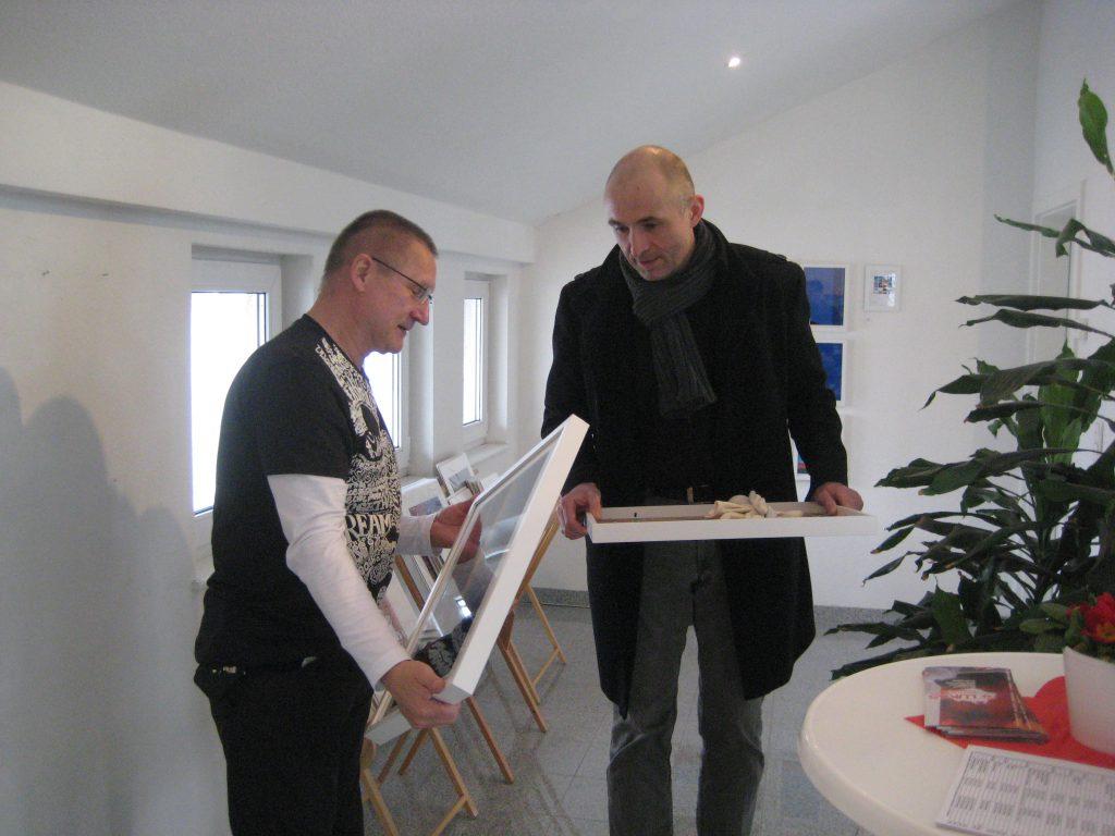 Marcus Metzner - Fotografie - Galerie Fame - Ausstellungsansicht