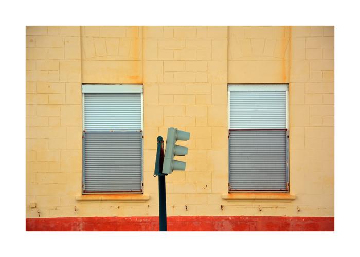 """Marcus Metzner: """"Traffic"""", 2017, Fotografie"""