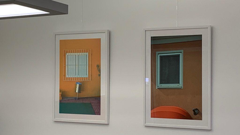 Marcus Metzner Fotografie Ausstellung Concrete / Tender Sparda Neuss, Ausstellungsansicht 3