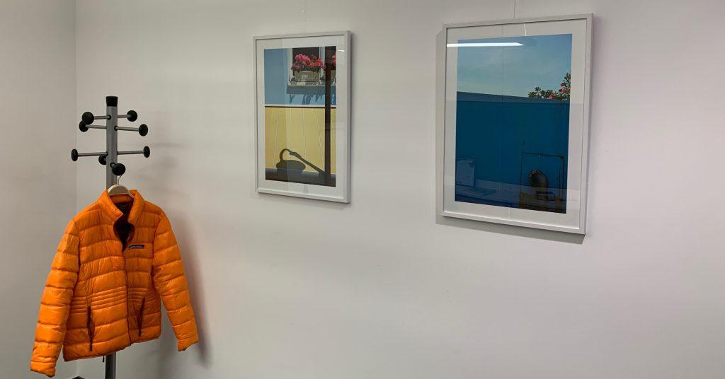 Marcus Metzner Fotografie Ausstellung Concrete / Tender Sparda Neuss, Ausstellungsansicht 4