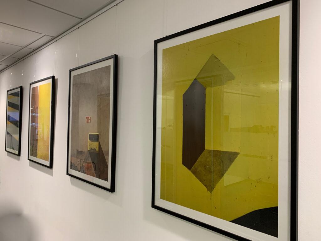 Marcus Metzner Photography Exhibition Concrete / Tender Sparda Neuss, Exhibition View 7