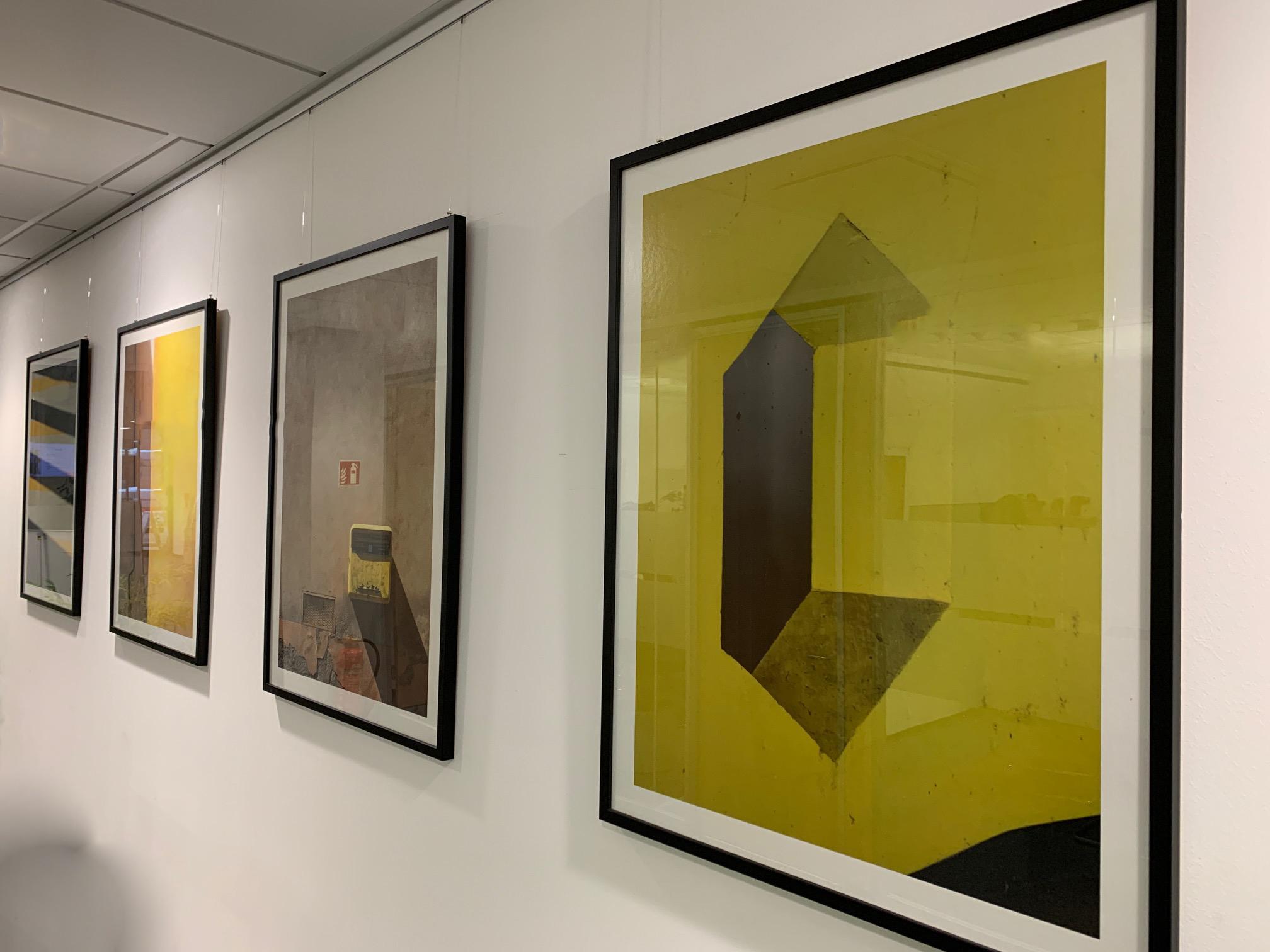 Marcus Metzner Fotografie Ausstellung Concrete / Tender Sparda Neuss, Ausstellungsansicht 7