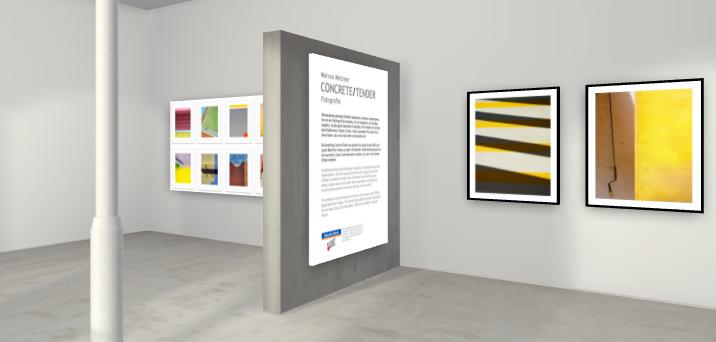 Virtual Exhibition - Marcus Metzner: CONCRETE/TENDER - Photography