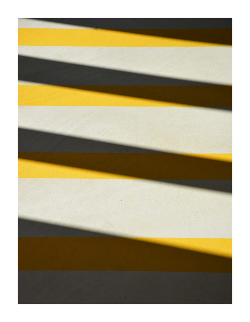"""Stripes/Yellow"" - Photography - (c) Marcus Metzner"