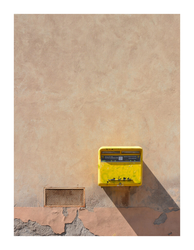 """Postbox"" - Photography - (c) Marcus Metzner"