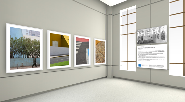 Virtual exhibition - Marcus Metzner: 'Usually Not Captured' - Photography